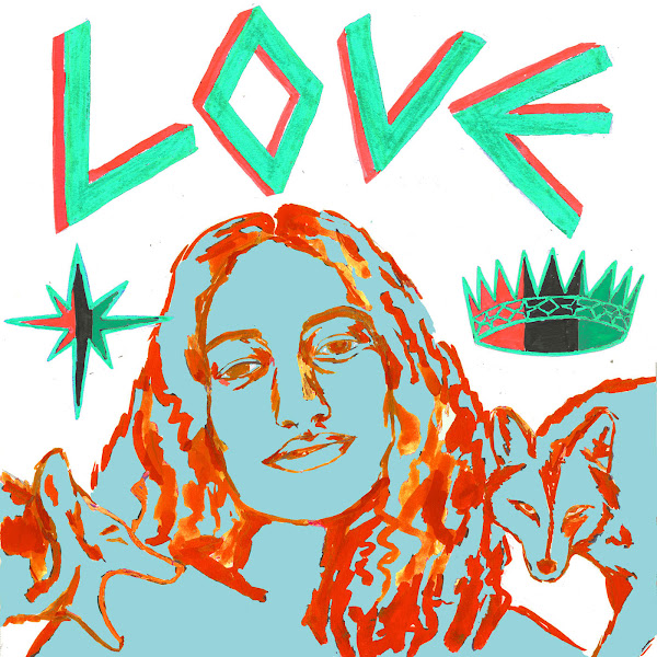 DJDS & Empress Of - Love - Single Cover