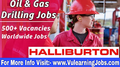 Halliburton Company Career & Jobs 2019 In Worldwide