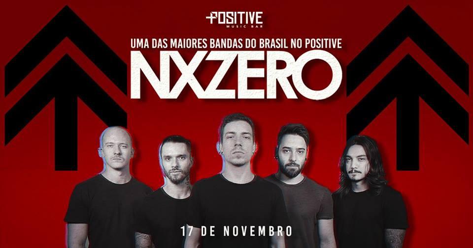 NX ZERO e NEWD preparam super show para o Positive Music Bar nesta sexta-feira