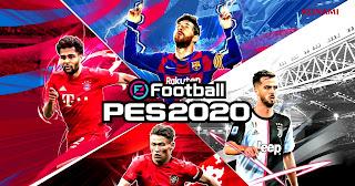 تحميل لعبة Football Pes 2020 للأندرويد بحجم 300 MB مع كل المنتخبات و الأندية العربية