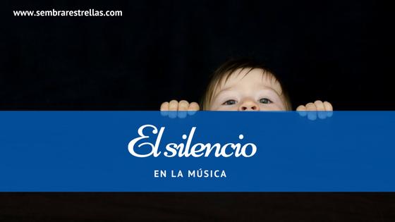 El silencio en la música, figuras musicales, musica, notas musicales, ritmo, educacion musical, iniciacion musical, musica para niños, musica en familia