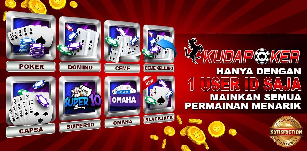 Daftar Idn Poker Terpercaya Hanya Di Situs Kudapoker Kudapoker