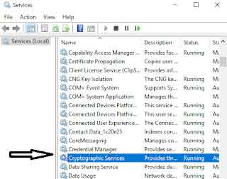 Error Code OX8000FFFF in Windows 10