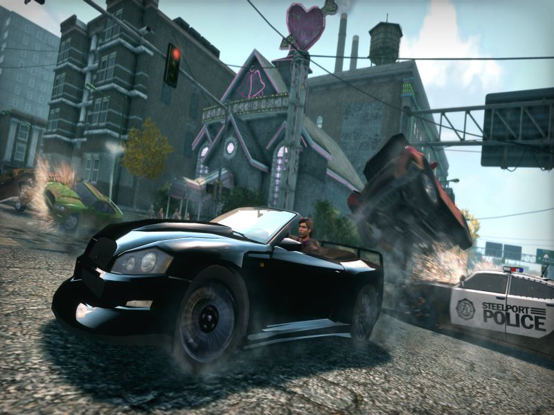 Download Saints Row The Third Free Full Game For PC