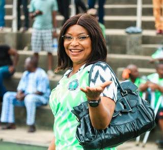 Aisha Falode sympathises with FC Robo over team robbery