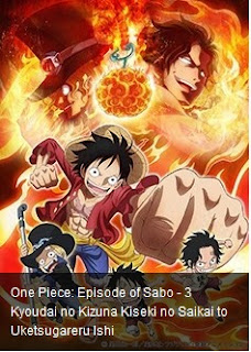 One Piece Special 04: Luffy Oyabun Sub Indo