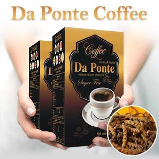 Da Ponte Coffee  ดา ปอนเต้ ถั่งเช่า คอฟฟี่