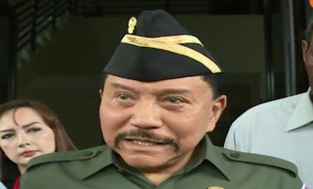 Sebut Sultan Hamid II Pengkhianat, Hendropriyono: Marah Dong Sama yang Unggah Video, Jangan Sama Saya