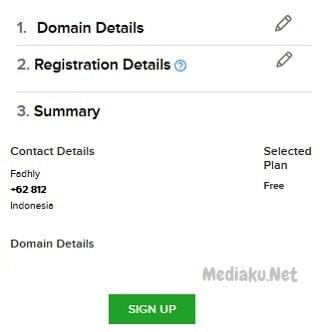 Membuat Email Domain Sendiri Tanpa Hosting