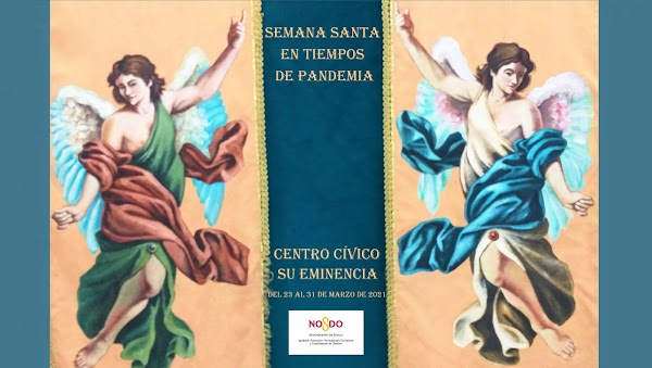 Exposición de Semana Santa en el Centro Cívico Su Eminencia de Sevilla