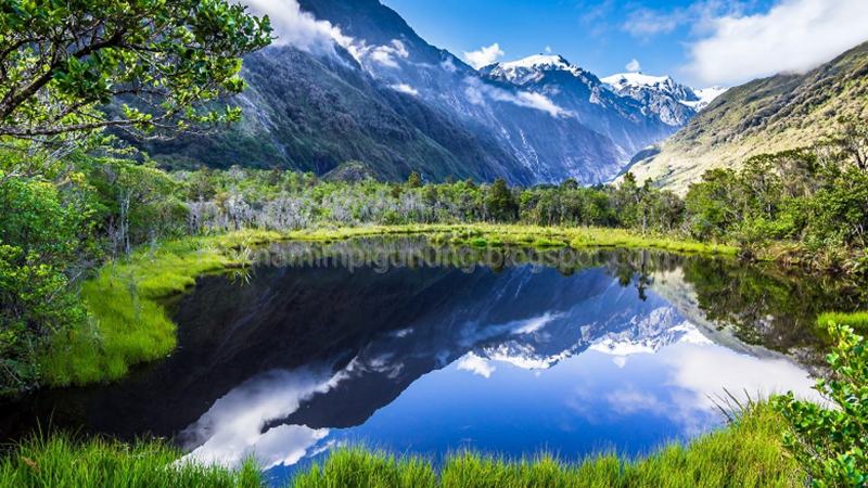 99 Arti Mimpi Melihat Pemandangan Gunung Dan Danau Yang Sangat Indah Lengkap Mimpi Gunung