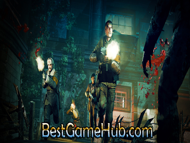 Zombie Army Trilogy High Compressed PC Game Download