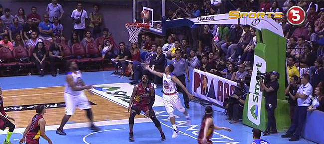 Jayson Castro with a CRAZY Reverse Layup in Game 4 (VIDEO)