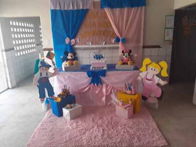 Escola Chicó Maria envia lancheirinhas para seus alunos