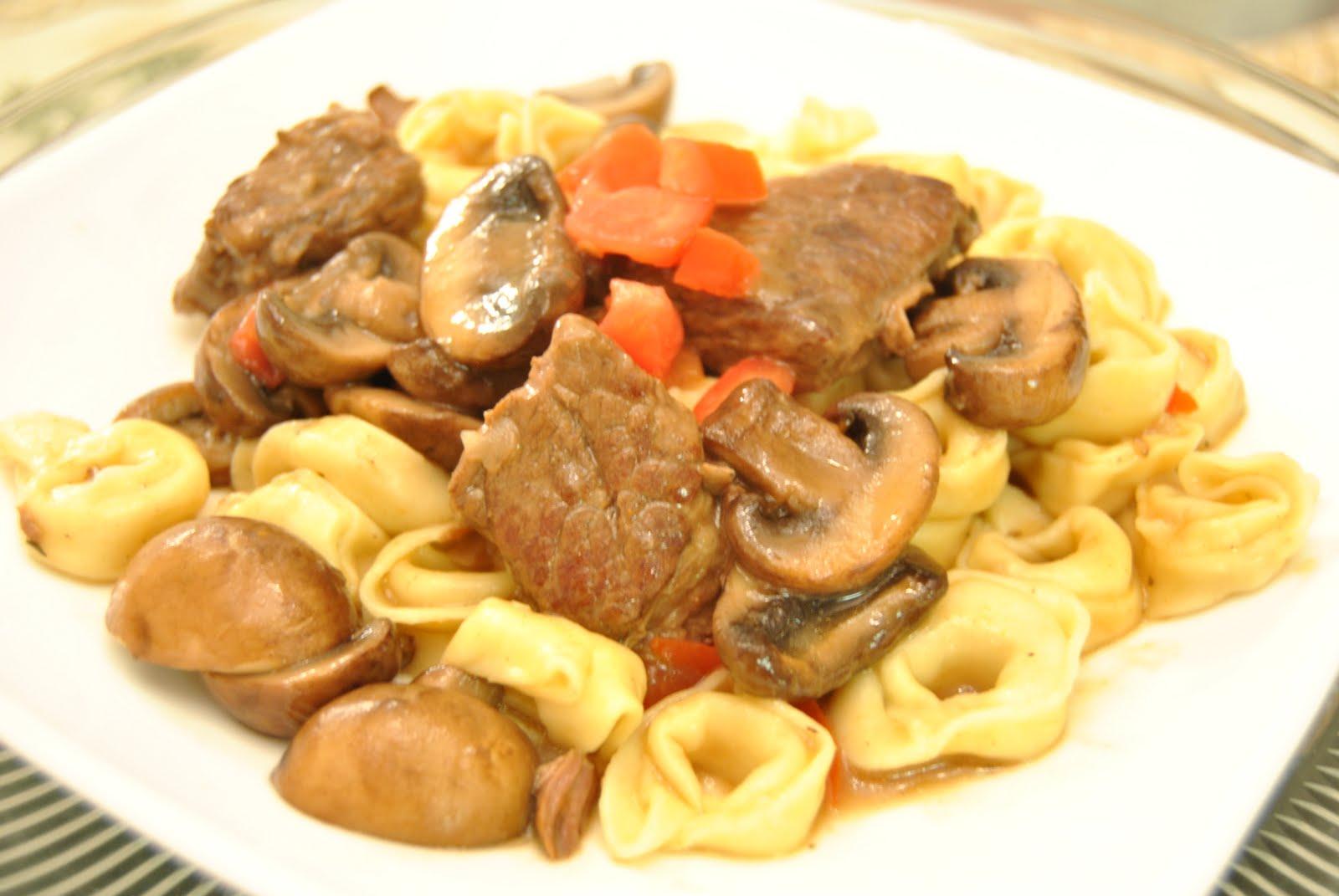 Braised Beef And Tortellini Olive Garden Recipe Garden