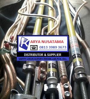 Jual NGK 24KV Stick Isolasi Fiberglass di Banyumas