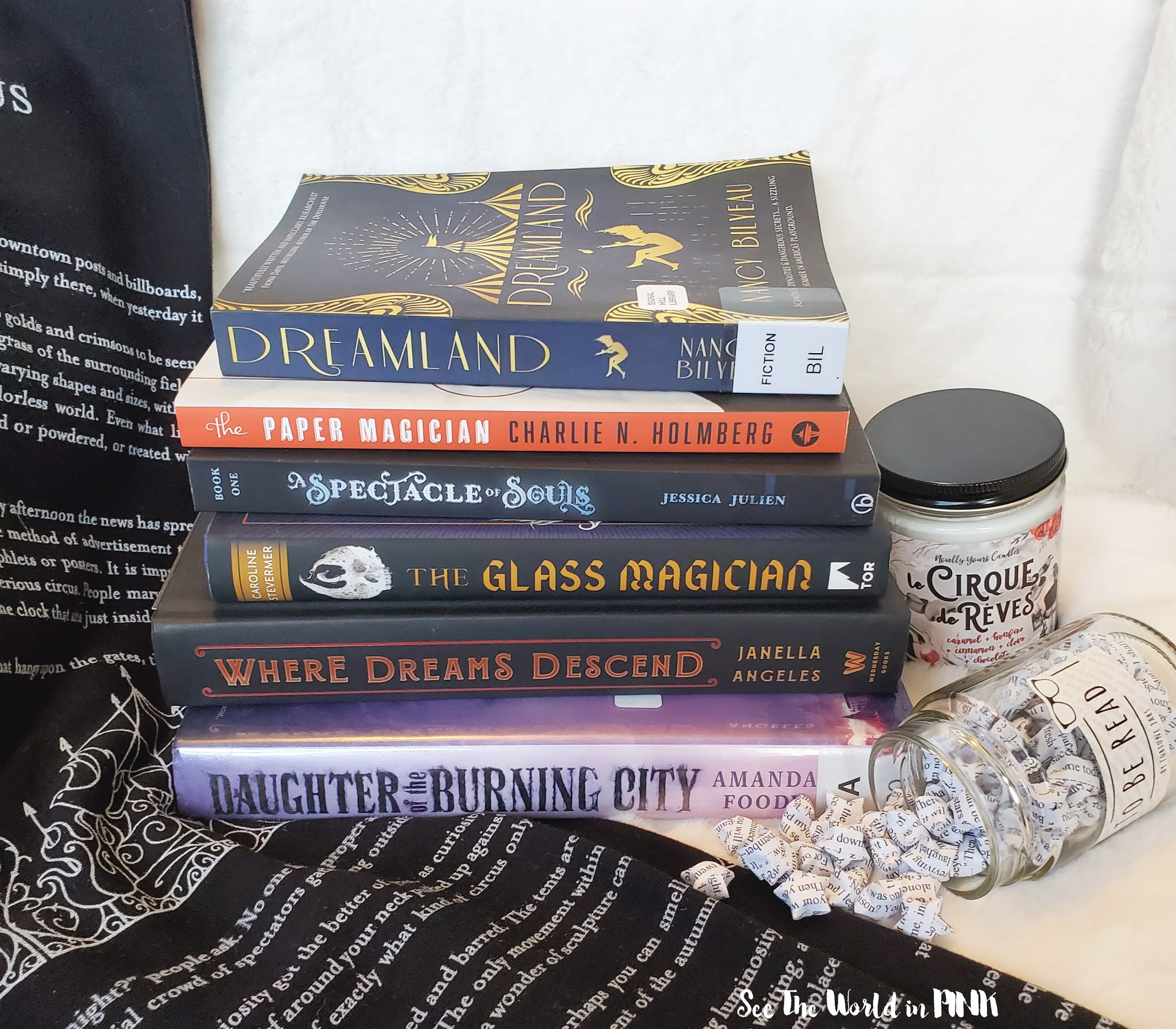 Circus and Magic TBR Read