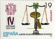 IV CENTENARIO DEL ILUSTRE COLEGIO DE ABOGADOS DE MADRID