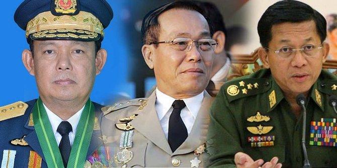 Pembantaian Rohingya, Australia Jatuhkan Sanksi ke 5 Jenderal Myanmar
