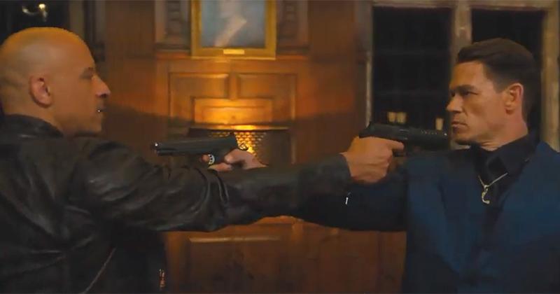 Velozes e Furiosos 9 - Trailer 1