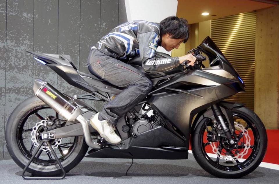 Mantap  . . ini dia beberapa poin penting yang nantinya akan dibawa oleh All New Honda CBR250RR !