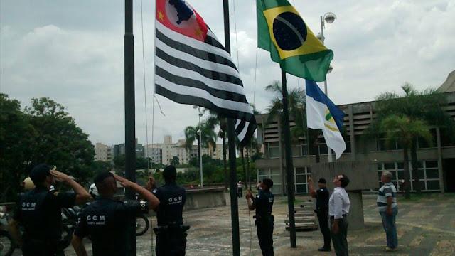Como hastear a Bandeira Nacional corretamente