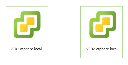 Configure Enhanced Linked Mode for Existing VCSA