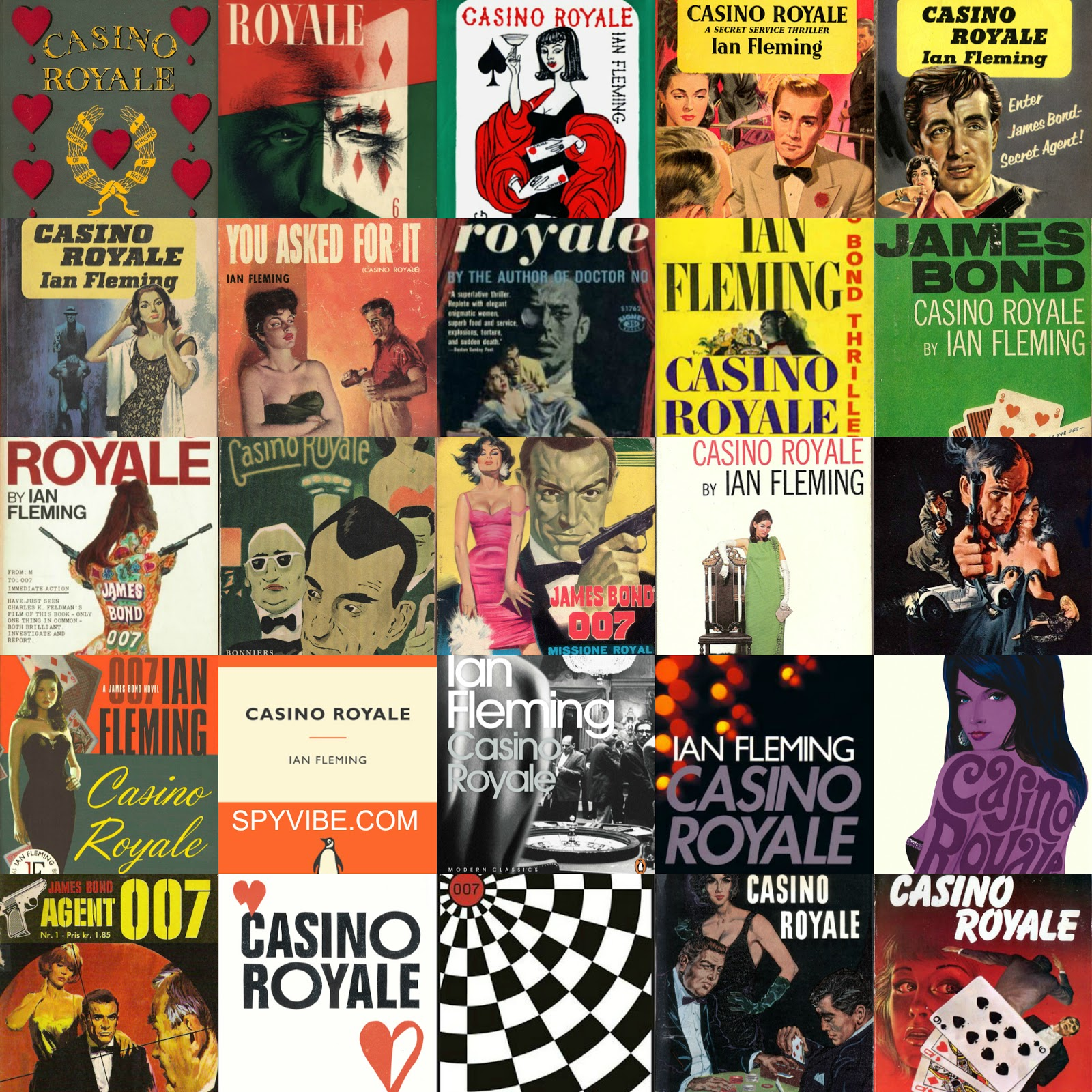 Ian Fleming Casino Royale