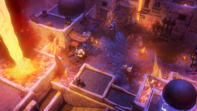 Imagem do Pathfinder: Wrath of the Righteous
