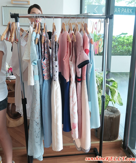 MORE KL First Pop-Up Store Featuring Dress Up & E'Elements