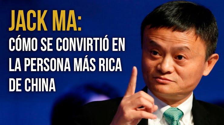 La historia de Jack Ma, fundador de Alibaba