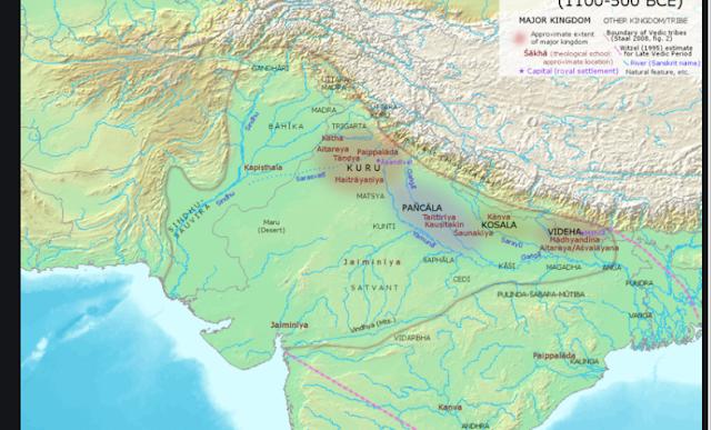 Overview of Mahajanapada Upsc