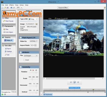 proDAD VitaScene Free Download Full Latest Version