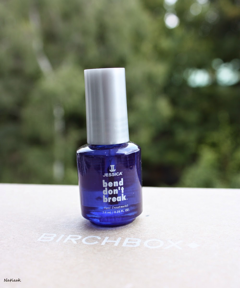 La box Working Girls de Birchbox  Jessica Cosmetics