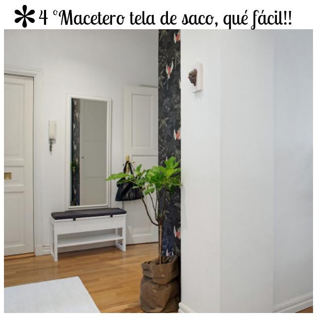 Una pizca de hogar decoraci n pisito n rdico lista para - Entradas de pisos ...