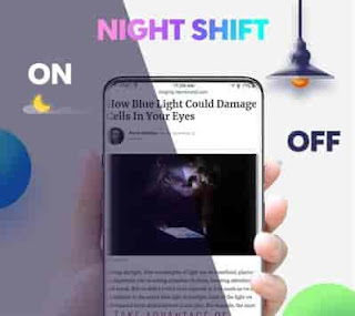 Protect Your Eyes With Night Mode