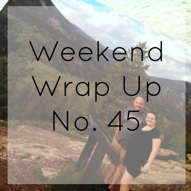 Weekend Wrap Up No. 45 from Courtney's Little Things
