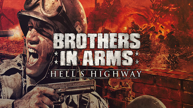 Brothers in Arms: Hell's Highway PC Game Download