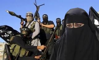 نساء داعش من رحلة سياحية في تركيا الى الحرب في الموصل !