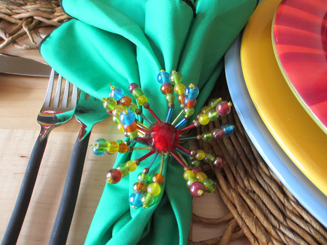 The Welcomed Guest Mexican Christmas Tablescape