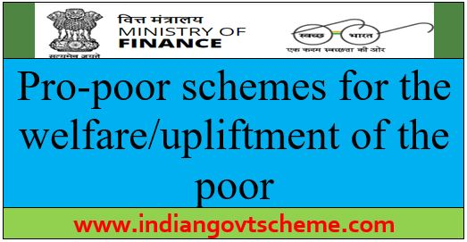 Pro-poor+schemes