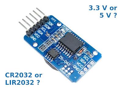 ZS-042 DS3231 Module