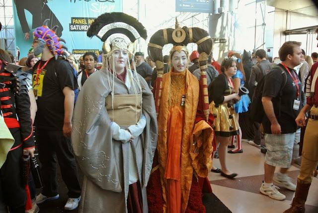 naboo queen cosplay