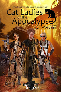 Cat Ladies of the Apocalypse Cover