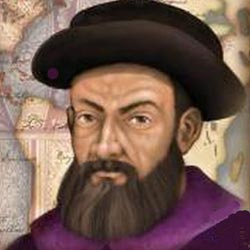 A biography and travels of ferdinand magellan