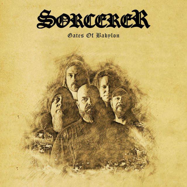 """Το single των Sorcerer """"Gates of Babylon"""""""