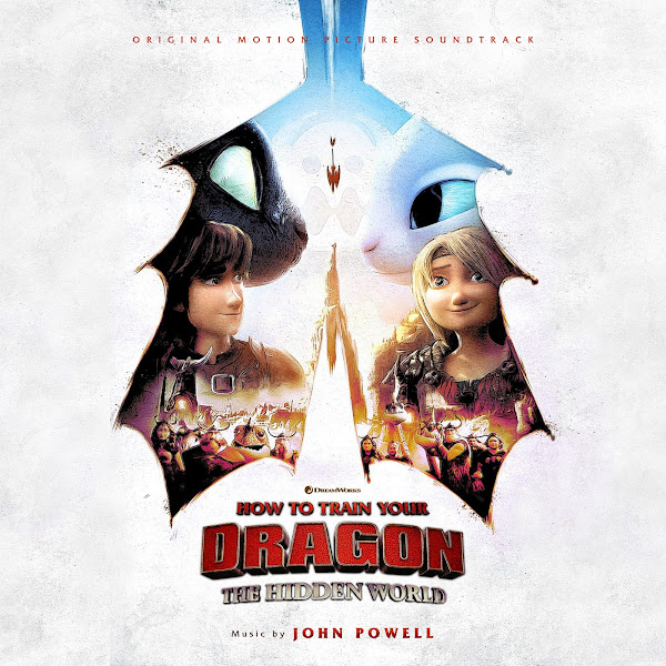 how to train your dragon the hidden world soundtrack cover john powell