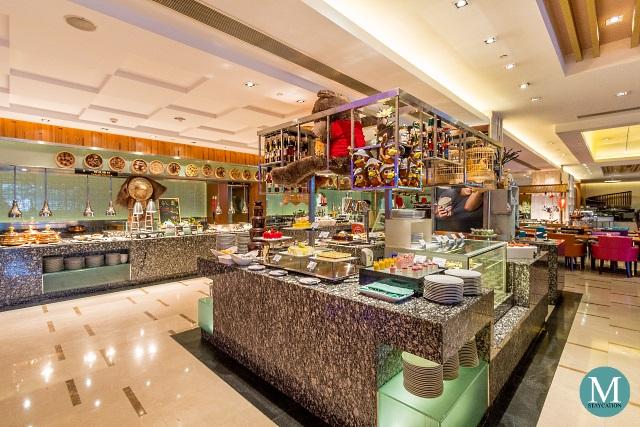 Li Café at Shangri-La Hotel Guilin