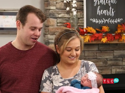 Joseph Duggar and Kendra Duggar and Addison Duggar