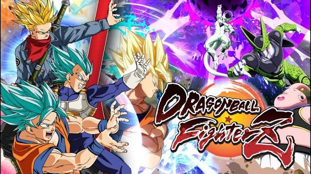 Dragon Ball FighterZ - Novo trailer japonês repleto de pancadaria